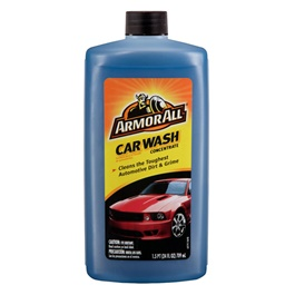 Armor All Car Wash - 24oz | | Car Shampoo | Car Cleaning Agent | Car Care Product | 2 in 1 Product | Glossy Touch Shampoo | Mirror Like Shine-SehgalMotors.Pk