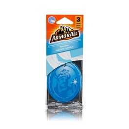 Armor All Air Freshener Car Perfume FragranceCard Pure Linen - 3ct-SehgalMotors.Pk