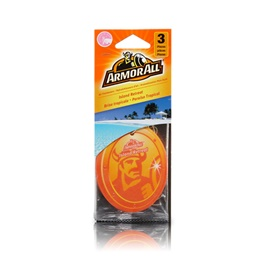 Armor All Air Freshener Car Perfume FragranceCard Island Retreat - 3ct-SehgalMotors.Pk