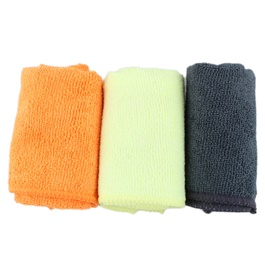 Armor All 6 Microfiber Cleaning Cloths | Auto Car Natural Drying Clean Cloth | Cleaning Cloth | Car Cleaning Towels Drying Washing Cloth | Car Care Cloth Detailing Car Microfibre Cloth-SehgalMotors.Pk