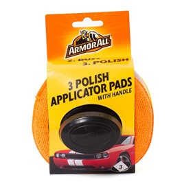 Armor All 3 Polish Applicator Pad-SehgalMotors.Pk