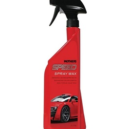 Mothers Speed Spray Wax - 24oz-SehgalMotors.Pk
