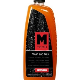 Mothers M-Tech Wash & Wax - 48oz-SehgalMotors.Pk