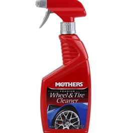 Mothers Foaming Wheel & Tires Cleaner - 24oz-SehgalMotors.Pk