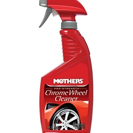 Mothers PRO Strenght Chrome Wheel Cleaner Spray - 24oz-SehgalMotors.Pk