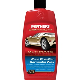 Mothers Pure Brazilian Carnuba Wax Liquid - 16oz-SehgalMotors.Pk