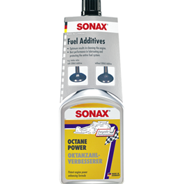 Sonax Octane Power - 250ML | Resistant oxidation | Stable gas quickly | Clean gas | Contribute burning-SehgalMotors.Pk