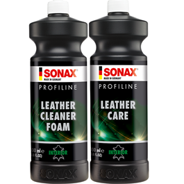 Sonax Profiline Leather Cleaner Foam - 1000ML-SehgalMotors.Pk