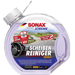 Sonax Xtreme Wind Screen Wash Cleaner - 3Ltr-SehgalMotors.Pk