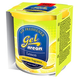 Areon Gel Can Lemon-SehgalMotors.Pk