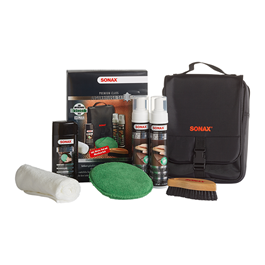 Sonax Premium Class Leather Care Kit-SehgalMotors.Pk