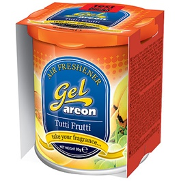 Areon Gel Can Tutti Frutti-SehgalMotors.Pk