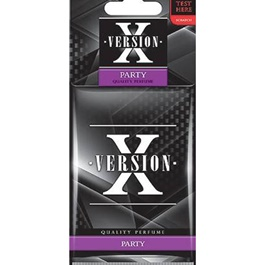 Areon X Version Card Party-SehgalMotors.Pk