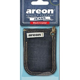 Areon Jeans Bag Black Crystal-SehgalMotors.Pk