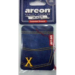 Areon Jeans Card Summer Dream-SehgalMotors.Pk
