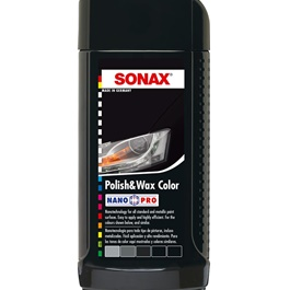 Sonax Polish & Wax Color Black - 500 ML-SehgalMotors.Pk