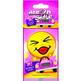 Areon Dry Smile Bubble Gum-SehgalMotors.Pk
