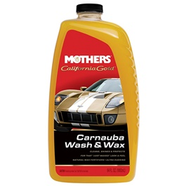 Mothers California Gold  Carnuba Wash Wax - 64 OZ-SehgalMotors.Pk