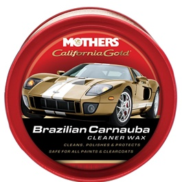 Mothers Brazilian Carnauba Cleaner Wax Paste - 12 OZ-SehgalMotors.Pk