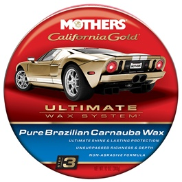 Mothers Natural Formula Wax - Paste 12 OZ-SehgalMotors.Pk