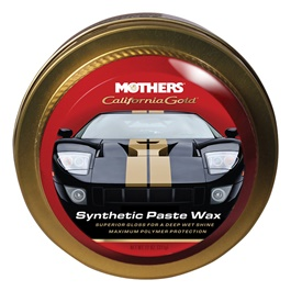 Mothers California Gold Synthetic Paste Wax - 11 OZ-SehgalMotors.Pk