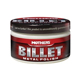 Mothers Billet Metal Polish -04 OZ-SehgalMotors.Pk