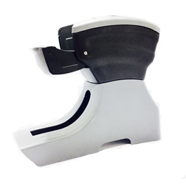 X8 Arm Rest White and Black-SehgalMotors.Pk