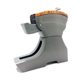 X8 Arm Rest Grey and Wooden-SehgalMotors.Pk