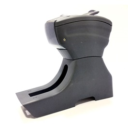 X8 Arm Rest Grey and Carbon Fiber-SehgalMotors.Pk