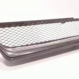 Toyota Corolla Indus Mesh Grille - Model 1995-2002-SehgalMotors.Pk