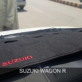 Suzuki Wagon R Dashboard Carpet For Protection and Heat Resistance-SehgalMotors.Pk