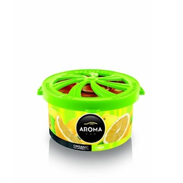 Aroma Organic Car Perfume Fragrance Lemon-SehgalMotors.Pk