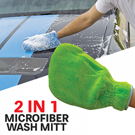 Kenco Long Pile Microfiber Wash Mitt-SehgalMotors.Pk