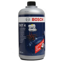 Bosch Genuine Original Brake Oil Dot 4-SehgalMotors.Pk