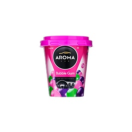 Aroma Gel Car Perfume Fragrance Cup Bubble Gum-SehgalMotors.Pk