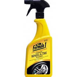Formula 1 Foaming Wheel & Tires Cleaner - 23 oz-SehgalMotors.Pk