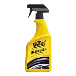 Formula 1 Black Gold Tires Shine - 23 oz-SehgalMotors.Pk