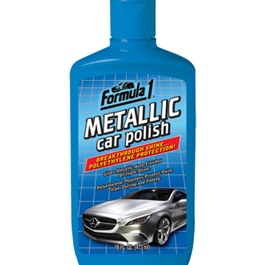 Formula 1 Metallic Car Polish - 16 oz-SehgalMotors.Pk