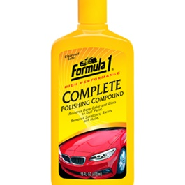 Formula 1 Complete Polishing Compound
