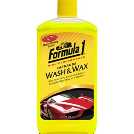 Formula 1 Carnauba Wash & Wax - 16oz