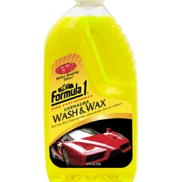 Formula 1 Carnauba Wash & Wax - 64oz-SehgalMotors.Pk