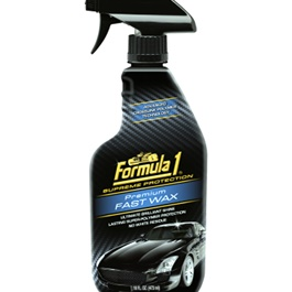 Formula 1 Premium Fast Wax | | Solid Car Wax Protection Waterproof | Polish For Car Body | Easy Operation For Caring And Maintenance Clean | Car Polishing Body Solid Waterproof Wax | Car Polish | Car Care Product | Polishing Wax Cream Spray-SehgalMotors.Pk