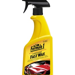 Formula 1 Carnauba Fast Wax Spray-SehgalMotors.Pk
