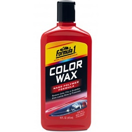 Formula 1 Color Wax - Red-SehgalMotors.Pk