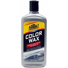 Formula 1 Color Wax - Silver