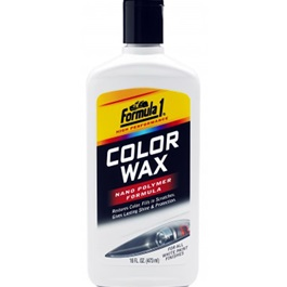 Formula 1 Color Wax - White-SehgalMotors.Pk