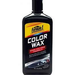 Formula 1 Color Wax - Black-SehgalMotors.Pk