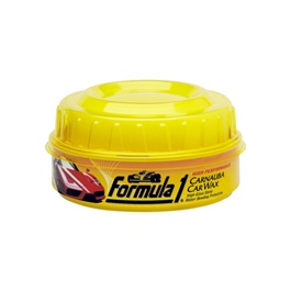 Formula 1 Carnauba Car Wax 340g -641672 | Solid Car Wax Protection Waterproof | Polish For Car Body | Easy Operation For Caring And Maintenance Clean | Car Polishing Body Solid Waterproof Wax | Car Polish | Car Care Product | Car Wax | Coating Paste | Hydrophobic-SehgalMotors.Pk