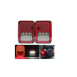 Wrangler Jeep Tail Lamps LED-SehgalMotors.Pk