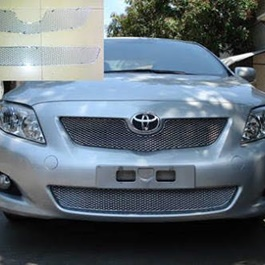 Toyota Corolla Chrome grille - Model 2009-2010-SehgalMotors.Pk